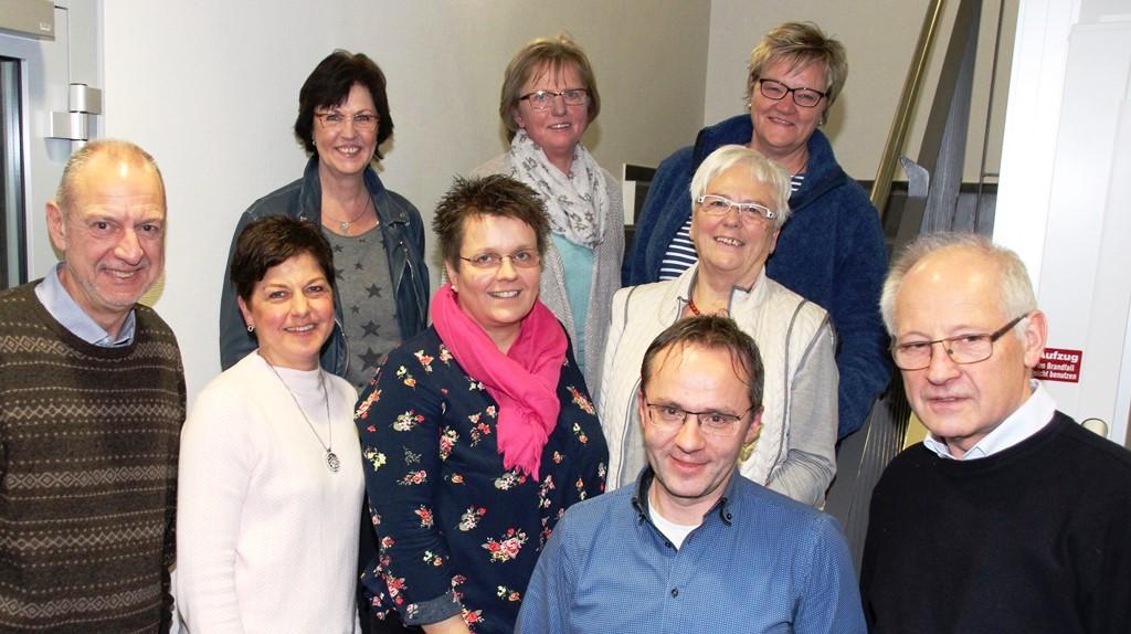 Kirchenchor wählt Jutta Hubeny zur Vorsitzenden