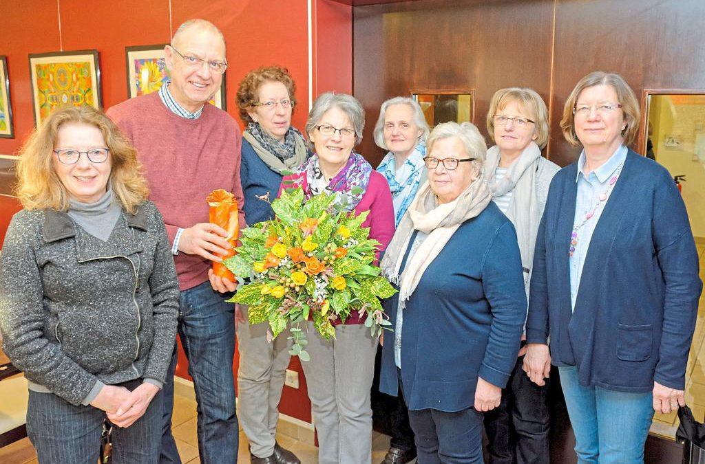 Abschied aus Blumenteam – nach über 25 Jahren