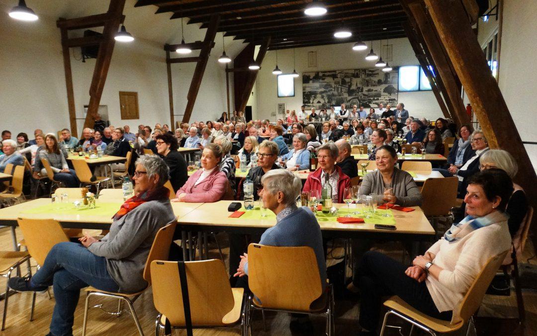 Ehrenamtsparty mit 200 Gästen