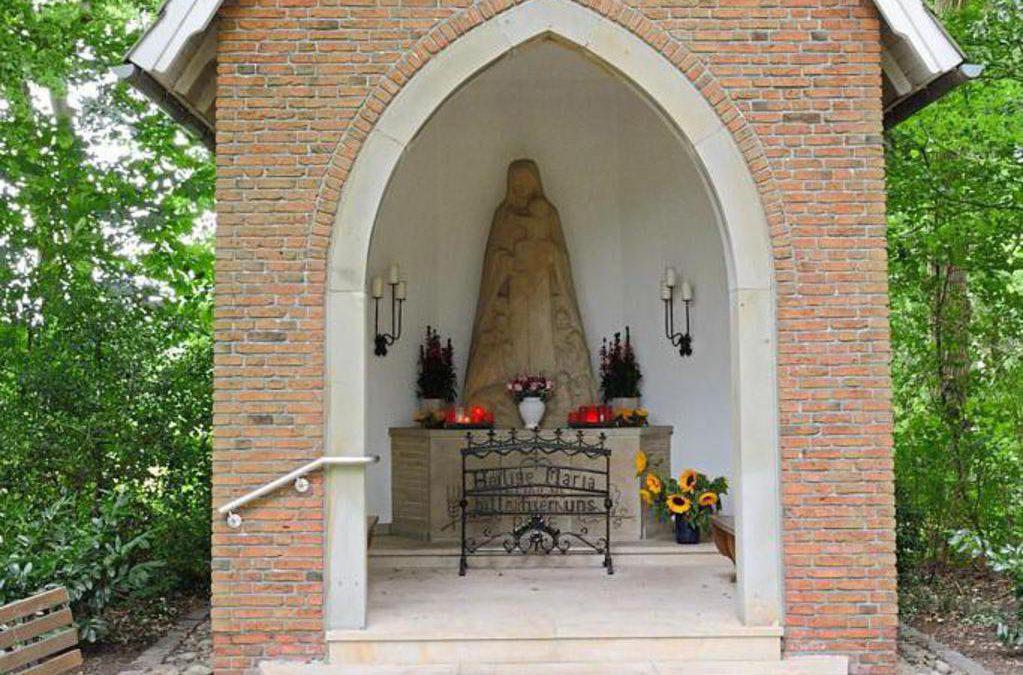 Maiandachten in St. Georg