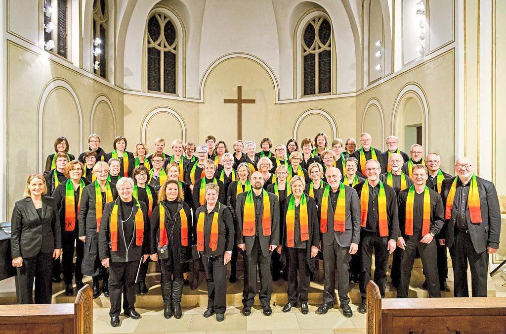 Gospelchor Konzert mit Zebes Kyrie-Messe in St. Marien Emsdetten