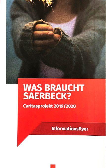 "Umfrage: ""Was braucht Saerbeck?"""