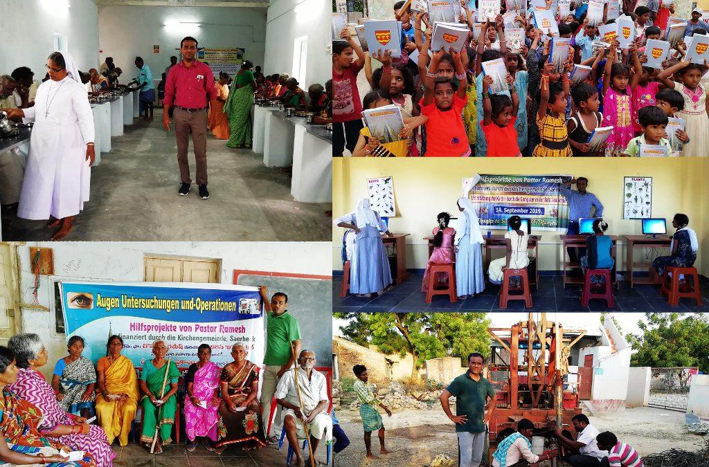 Indien Hilfsprojekte