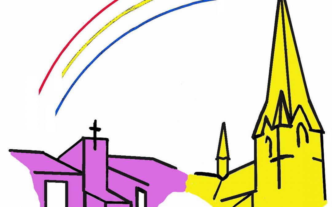 Ökumenischer Gruß aus den Kirchen – Sonntag nach Ostern / Weißer Sonntag