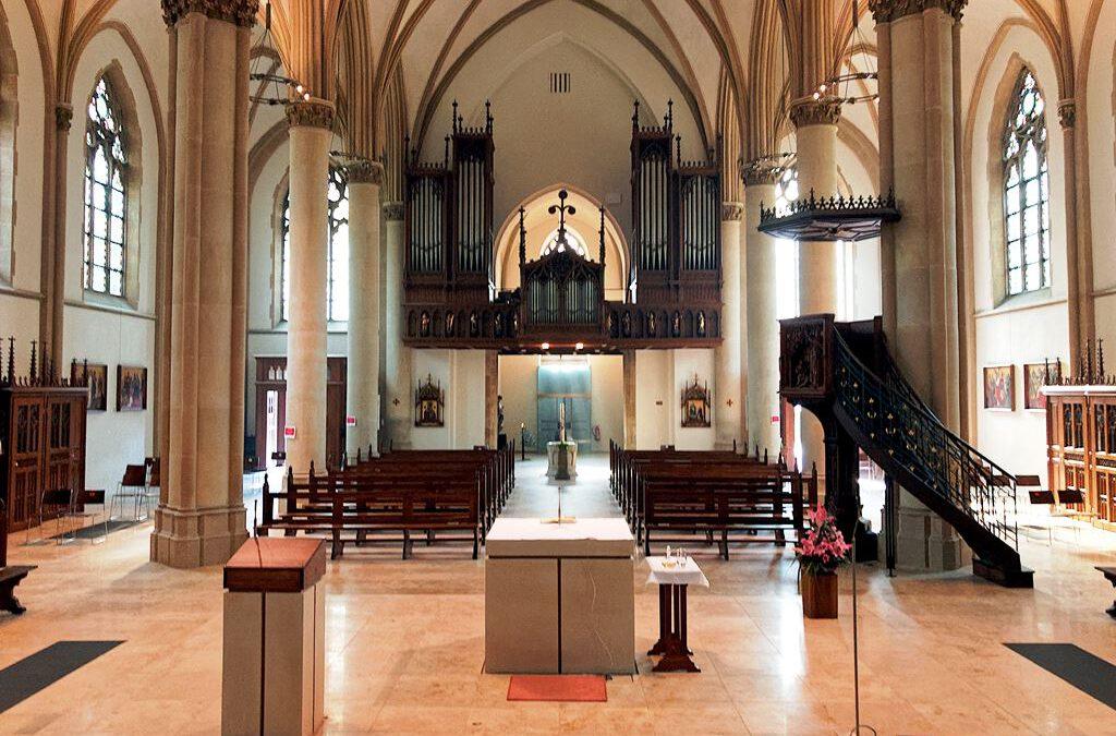Gottesdienste in St. Georg – Corona-Update 19.07.2020