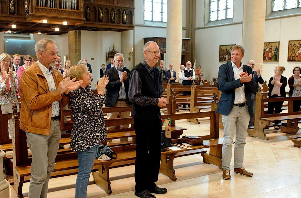 Pfarrer Peter Ceglarek verabschiedet