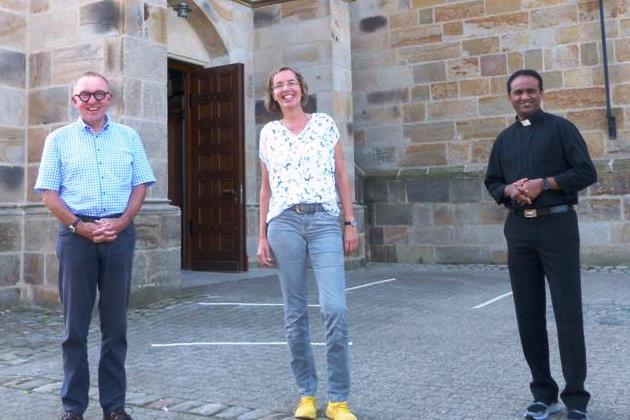 Anja Daut ergänzt das Pastoralteam