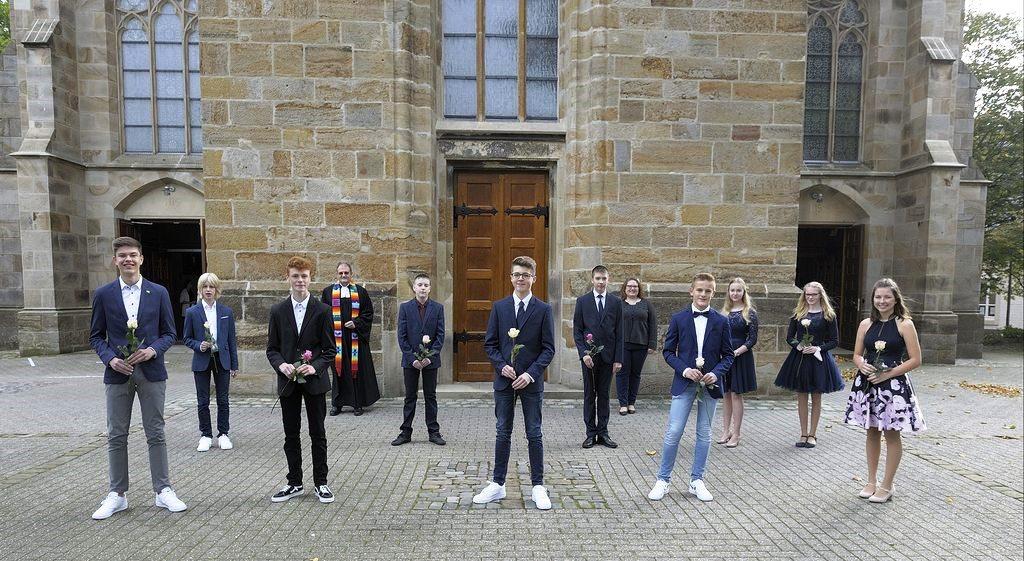 Verschoben: Konfirmation in St. Georg