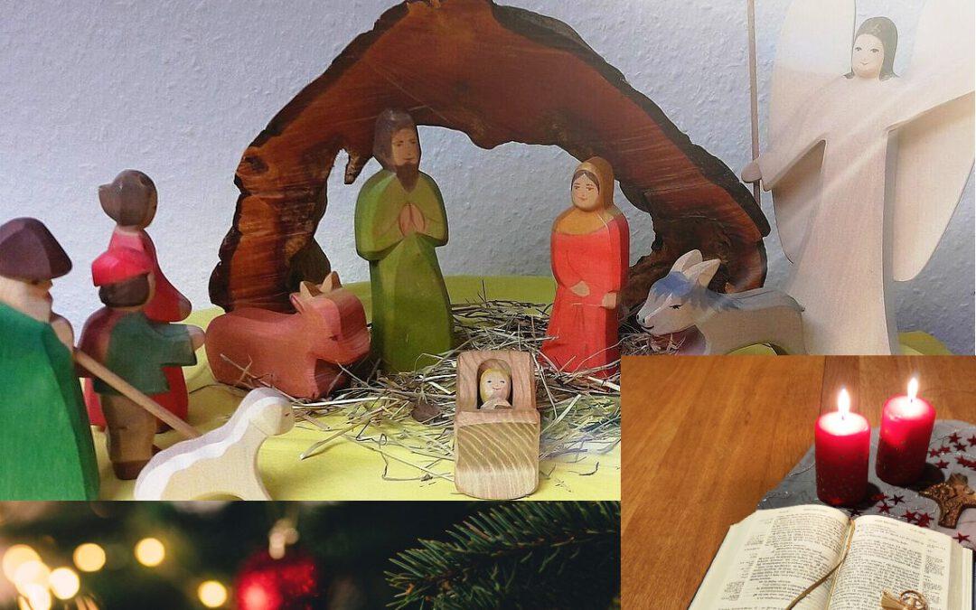 """Heiligabend – """"Kirche"""" zu Hause"""