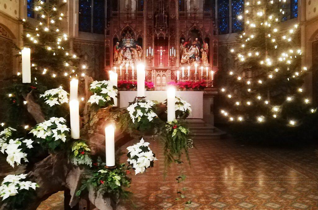 Die Tage dazwischen und Silvester/Neujahr