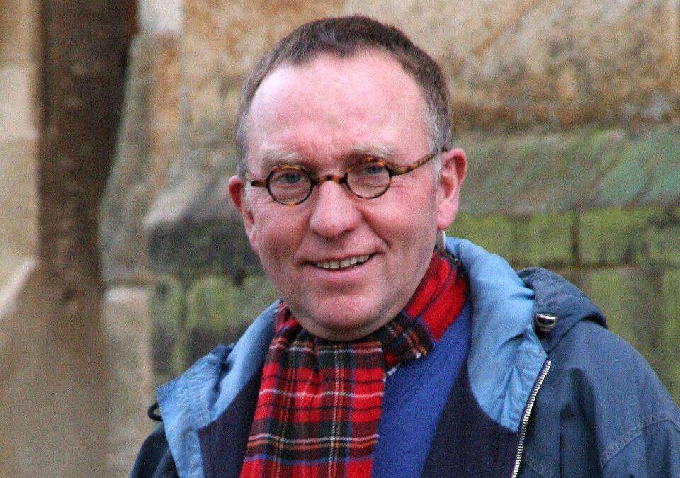 Pastoralreferent Werner Heckmann geht in den Ruhestand