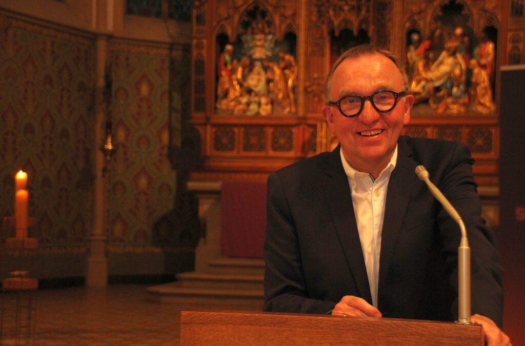 Abschiedspredigt Werner Heckmann nach 33 Jahren