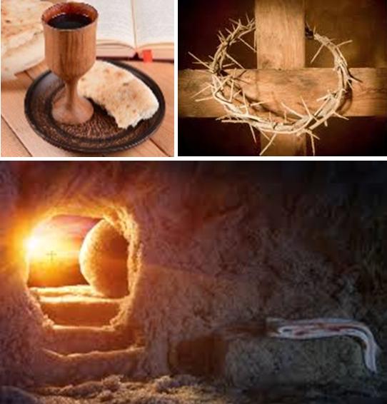 Kartage und Ostern in St. Georg und im Internet