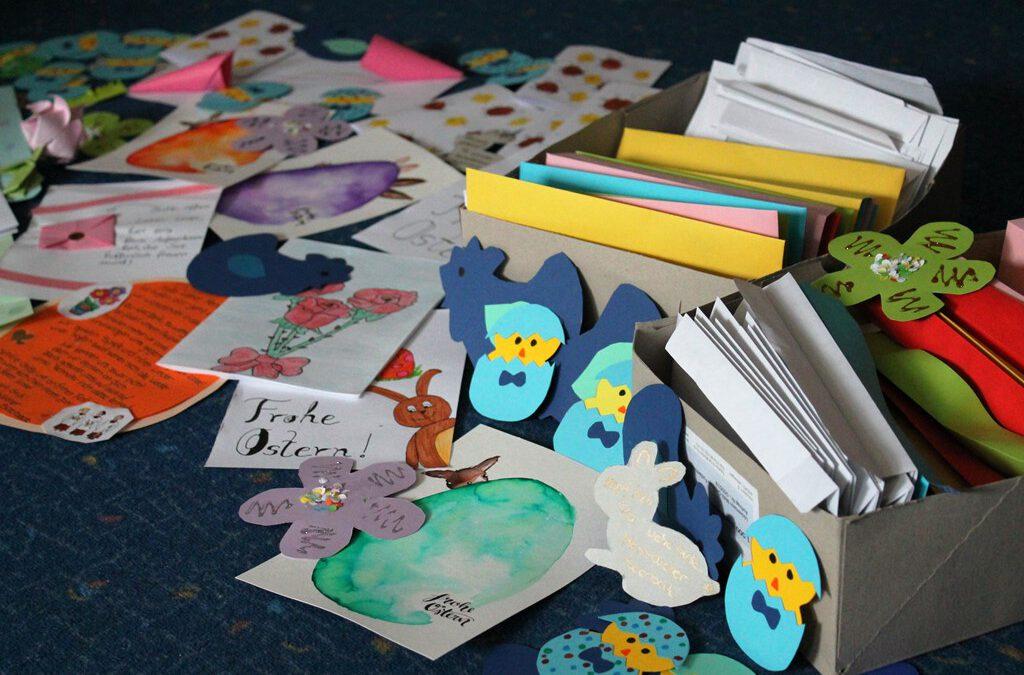 Messdiener*innen – Briefe gegen die Einsamkeit