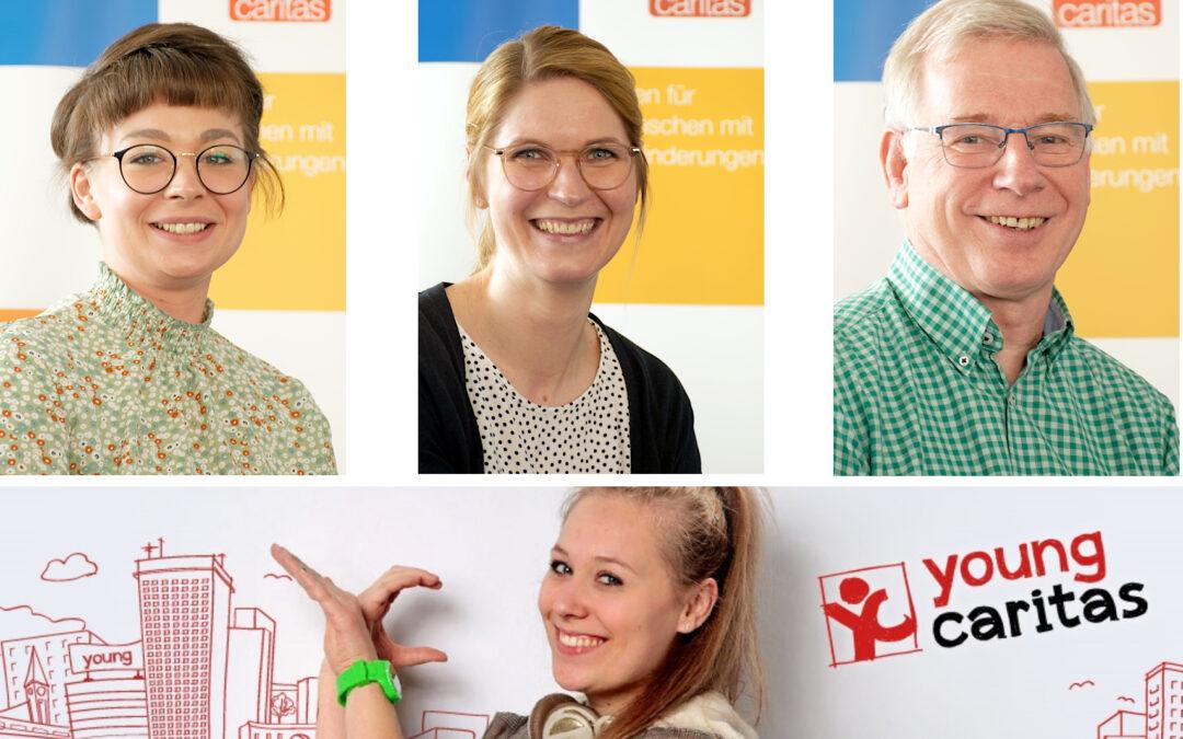 Gemeindecaritas jünger und breiter aufstellen – Projektarbeit und Ehrenamt im Fokus